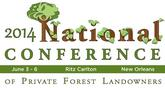 2014 National Conference of Private Forest Landowners