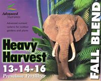 Advance Nutrients Organic Heavy Harvest Fall