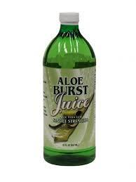 Aloe Burst Organic Juices
