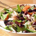Apple Quinoa Green Salad