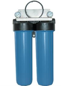 Big Blue Cartridge Whole House Water Conditioning Systems