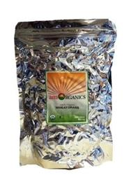 Bulk Organics Wheatgrass 2,000 Tablet