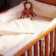 Coyuchi Organic Crib Sheet