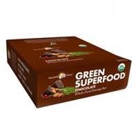Green SuperFood Organic Chocolate Bar
