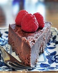 Healthy Raw Chocolate Cake Recipe