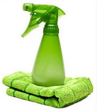 How can green cleaning directly impact my business's profits?