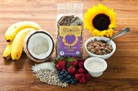 Lydia's Natural Organic Berry Breakfast Cereal