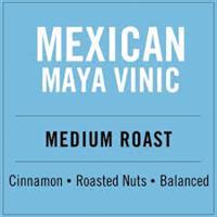 Maya Vinic Dark Roast Organic Coffee