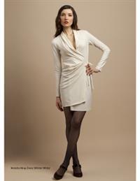 Moksha Organic Wrap Dress