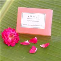 Natrual Aromatherapy Rosewater Soap