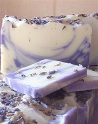 Natural Lavender Aromasoap Bar