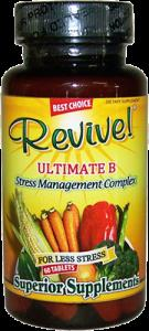 Natural Organic Ultimate B Complex