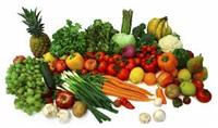 Organic Fresh Fruit and Vegetables