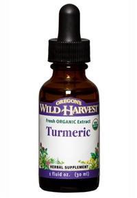 Organic Green Turmeric Extract
