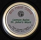 Organic Lemon Balm and John's Wort