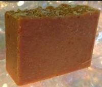 Organic Orange and Almond Soap