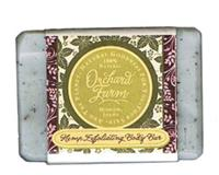 Organic Orchard Farm Exfoliating  Soap