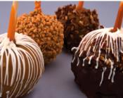 Organic and Delicious Caramel Apples