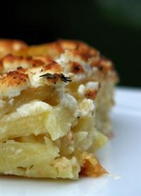 Simple Potato Gratin Recipe