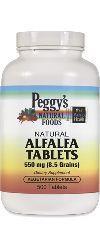 Sustainable Alfalfa Tablets