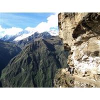 Sustainable Hiking Choquequirao to Machu Picchu