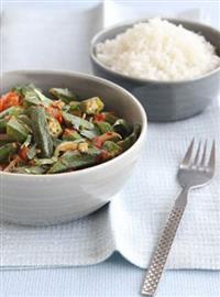 Tomato and Okra Curry Recipe