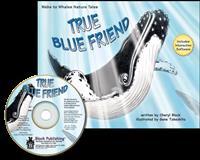 True Blue friend Eco friendly Book