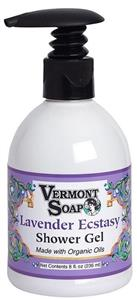 Vermont Natural Organic Shower Gels