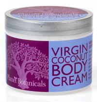 Virgin Coconut Organic Body Cream