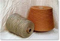 White Cotton Dyed Yarns